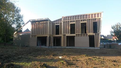 Comment construire une maison en bois terre et avenir - Comment construire une maison en terre ...