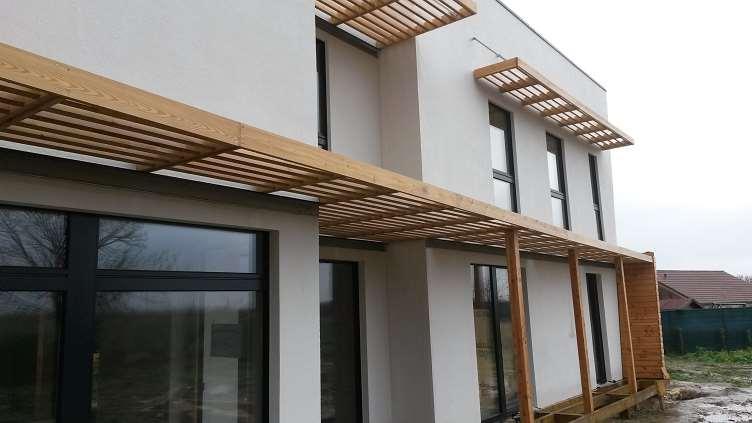 Casquette solaire maison ventana blog - Construire une maison en terre ...